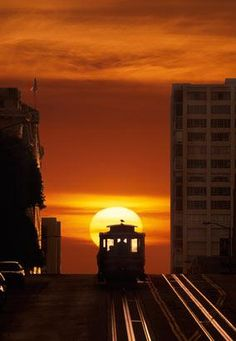 where the little cable cars climb half way to the stars.-san fran.. - Best Cable Car Photos in San Francisco
