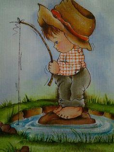 Menino Pescador