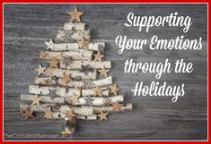 Learn how to support your emotional well-being during the holiday season with essential oils.