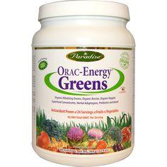 Paradise Herbs, ORAC-Энергия растений, 12,8 унций (364 г)