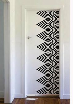 In love with this door idea
