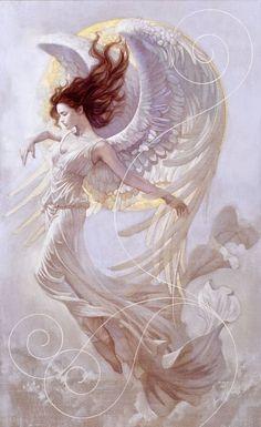 I got hidden angel! I agree with what I got Fantasy Art. Angel Artwork, Angel Drawing, Angel Warrior, Beautiful Fantasy Art, Fantasy Love, Angel Pictures, Fantasy Kunst, Angels And Demons, Dark Souls