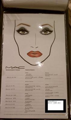 Mac Makeup- Night Out look