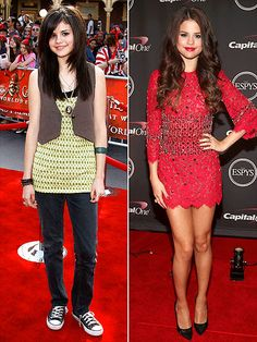 SELENA GOMEZ photo | Selena Gomez....yay for growing up! she was pretty then and now she's even more beautiful!