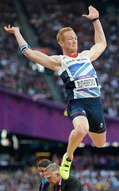 Greg Rutherford during the Men's Long Jump..one day I will be watching this live