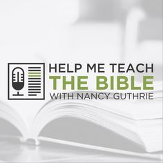 Nancy Guthrie talks to some of the best teachers and preachers of our day to equip all kinds of Bible teachers to creatively teach through specific books of the Bible. Covenant Theology, Reformed Theology, Christian Podcasts, Christian Stories, Ligonier Ministries, Christian Organizations, Identity In Christ, Love The Lord, Best Teacher