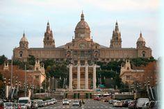 La escuela en Barcelona.