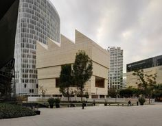 Museo Jumex / David Chipperfield Architects.  Mexico City.