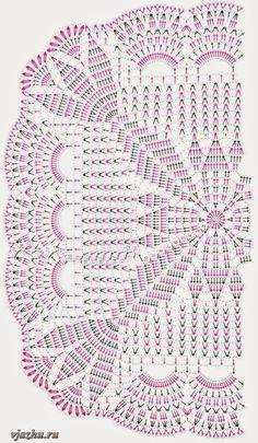 shema-vyazaniya-pochti-kvadratnoi-salfetki.jpg (700×1202)