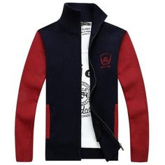 AFS JEEP Knitted Men's Sweater Jacket