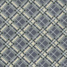 RJR-Vintage-Made-Modern-Grey-Gray-Plaid-Cream-Black-Fabric-BTY