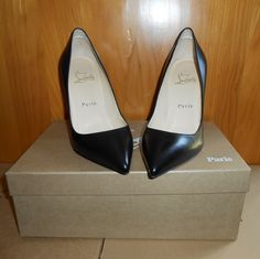 Present to myself: Pigalle pumps by Louboutin