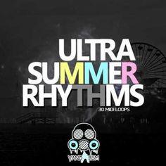 Ultra Summer Rhythms MiDi-DISCOVER, Ultra, Summer, Rhythms, MIDI, DISCOVER, Magesy.be