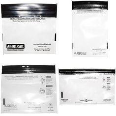 multi 4 Pack - Small Sand Proof Dry Bags ALOKSAK Wasser