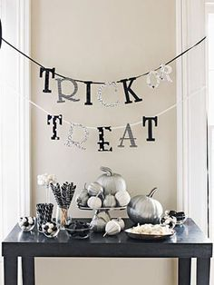 Halloween Decorating!