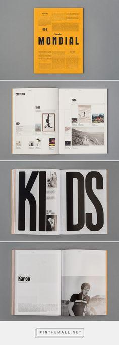 Rapha Mondial Issue Three — Alex Hunting Studio