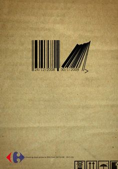 Carrefour: Bar code, 3 | Ads of the World™