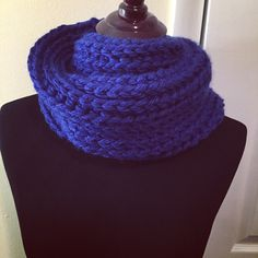Bright Navy Blue Toddler/Child Size Triple Luxe Infinity Scarf Cowl by HookSmart on Etsy https://www.etsy.com/listing/213174341/bright-navy-blue-toddlerchild-size