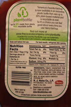 Doritos Food Label Pop Chips 1 Serving Per Container