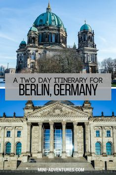 A two-day itinerary for a weekend in Berlin, Germany | What to do in Berlin | Sightseeing in Germany | DDR Museum | Alternative walking tour in Berlin | Where to eat in Berlin #berlin #germany #travel