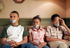Everybody Hates Chris- these 3 remind me of my own lol