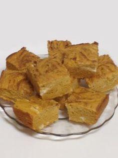 52 Week Pinterest Challenge: Pumpkin Cream Cheese Bars