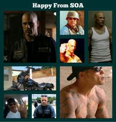David Labrava, I love him, he makes badass look good, and he still a sweetheart with the boys!!! ❤️