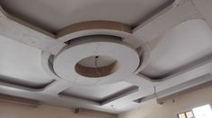mojlish room design by imran Plaster Ceiling Design, Bedroom False Ceiling Design, Plafond Staff, Ceiling Fan, Ceiling Lights, Projects To Try, Living Room, Bob, Ceilings