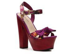 Sole Obsession Zamora Sandal High Heel Sandal Shop Women's Shoes - DSW.    I love this shoe.