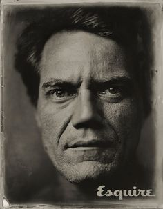 Celebrity Tintype Portraits Sundance 2015 - Victoria Will Tintypes 2015 - Esquire photos. by Geoffrey Berliner - photo of Michael Shannon Amazing Photography, Portrait Photography, Celebrity Photography, Men Photography, Photo Star, Michael Shannon, Tintype Photos, Sundance Film Festival, Famous Photographers
