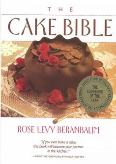 If you ever bake a cake, this book will become your partner in the kitchen. -- from the foreword by Maida Heatter This is the classic cake cookbook that enables anyone to make delicious, exquisite cak
