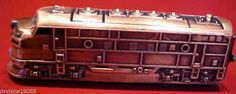 Miniature Desktop Novelty Pencil Sharpener Train Engine *