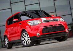 Kia Soul defies categorization to some extent as compact hatchback doesn't have the standard swept back look, but instead offers unique boxy design which on the other hand gives more room for cargo and passengers alike. The 2015 Kia Soul model continues where its predecessor stopped with only minor changes in some additional features.