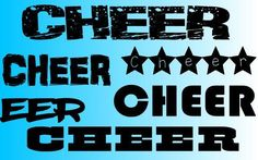 Blinged Blue ombre cheer beach towel  $30  sizes 70x140cm