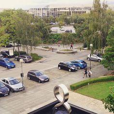 Drained Octo II  #urban #urbanart #urbanlife #urbanlandscape #urbanlandscapes #publicart. #publicspace #sculpture #miltonkeynes #miltonkeynescentral