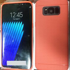 Leak: New Samsung Galaxy S8 Image Appears Online #Android #news #Google #Smartphones