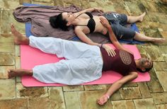 It is a complicated world – gone are the days when it was enough to lie down on your mat, shut your eyes and drift off into a blissful relaxation after your yoga practice! Living and working in a fast paced, technological world means that there is little distinction between day and night. Many pe