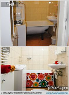 Home Staging in small flat in Cracow