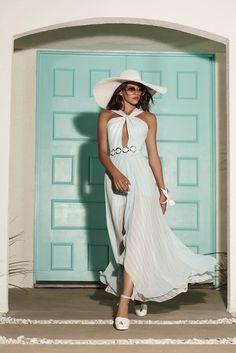Halston Heritage Spring 2016 Ready-to-Wear Fashion Show