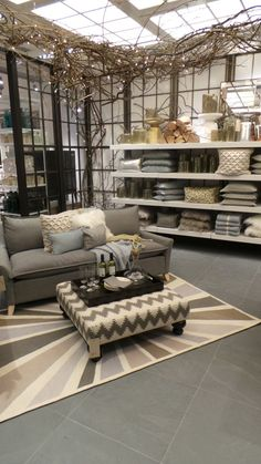 So, for several months now I've been banging on about the Williams-Sonoma Inc big four coming to Sydney. For the uninitiated, I'm talking about Pottery Barn, Pottery Barn Kids, West…