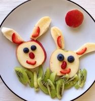 13 veselých vitamínových trikov: Z takýchto tanierov svoje deti na ovocie a zeleninu určite nalákate!