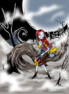 SALLY THE RAG DOLL by ~favius on deviantART