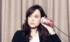 Ellen Page: 'Why are people so reluctant to say they're feminists?'