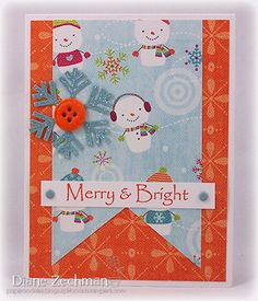 felt like Christmas by cookiestamper - Cards and Paper Crafts at Splitcoaststampers