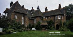 The Red House - Morris i Philip Webb 1859