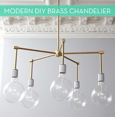 diy_brass_modern_chandelier_01.jpg (600×609)