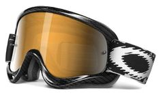 Oakley Pro-Frame Graphic Frame with Iridium Lens MX Goggles (True Carbon Fiber Frame/Black, One Size) by Oakley. $60.00. Amazon.com                   Available in a wide range of colors and styles  Dirt. Mud. H2O. Oakley O-Frame motocross goggles are engineered for destroying dirt tracks. With innovative frame construction and industry-best impact resistance, performance meets protection in every tight corner. Extended lens sizes and anti-fog systems give you a clearer view of i...