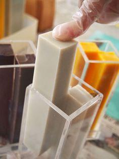 アートソープデザイナーコース アートコース|新潟 手作り石鹸の作り方教室 アロマセラピーのやさしい時間