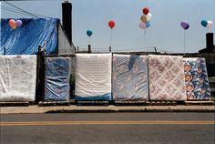 Zoe Strauss, Camden Mattresses, Photograph