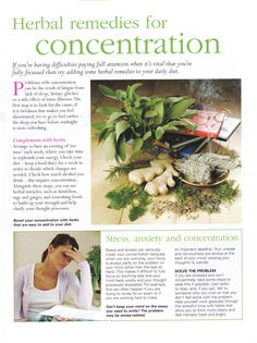 Herbal supplements to boost your focus picture 3